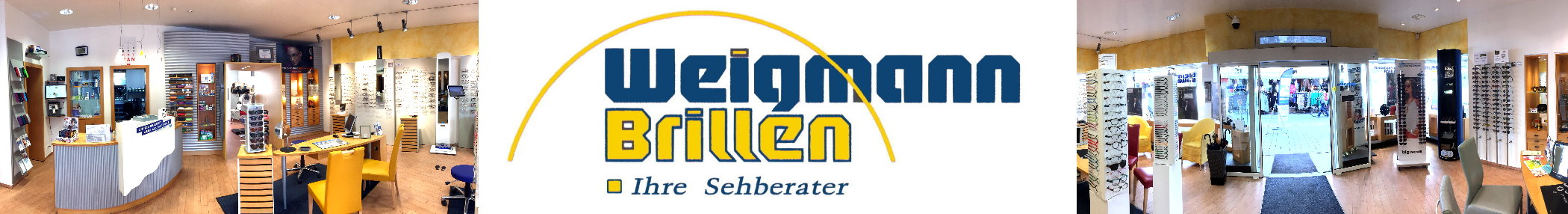 Weigmann-Brillen- Logo